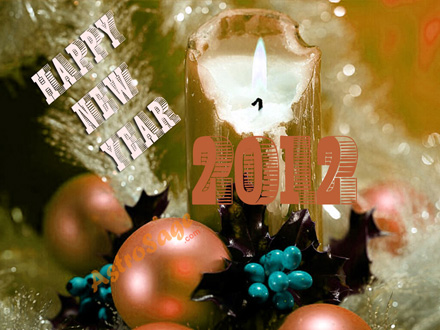 New Year Greetings 2012