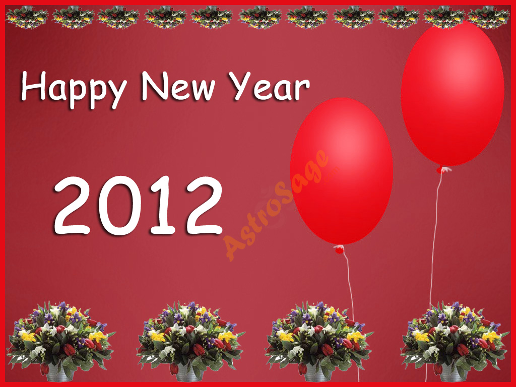 Happy New Year Greetings 2012 | Greetings of Happy New Year 2012