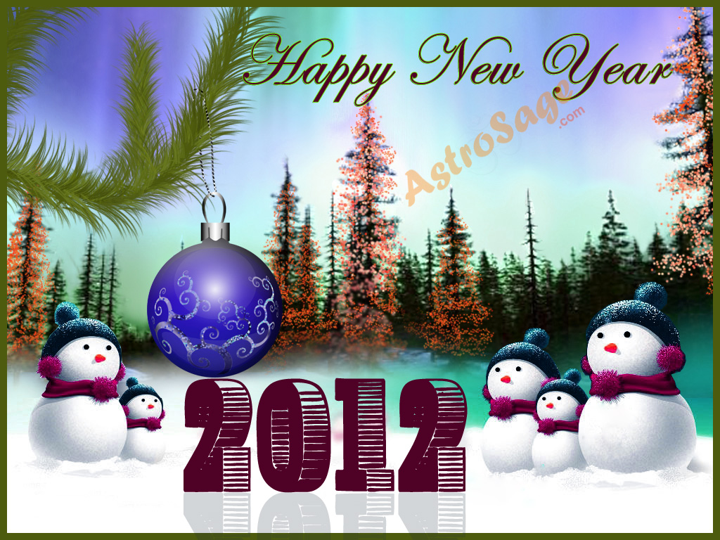 Newyear Greetings 2012