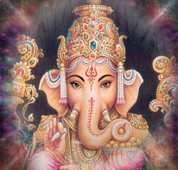Anant Chaturdashi is dedicated to Lord Ganesha
