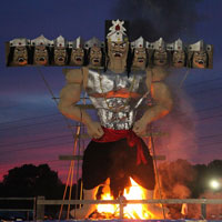 Dussehra is a festival of india