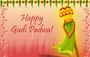 Gudi Padwa is the Marathi New Year
