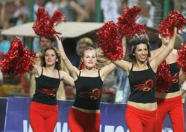 About IPL Cheerleaders and Controversies