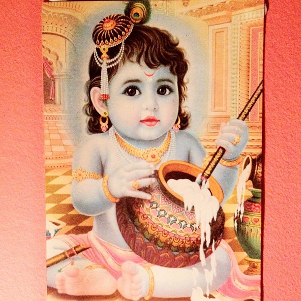 Krishna Janmashtami is the day when lord Krishna took birth