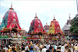 Puri Jagannath Rath Yatra is the way to salvation