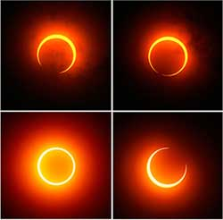 Surya Grahan or Solar Eclipse can bring ominous changes to the lives of some people