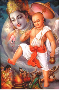 Vamana: The incarnation of Lord Vishnu