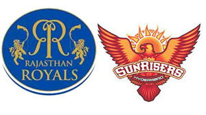 Rajasthan Royals Vs Sunrisers Hyderabad, IPL 2014 Predictions