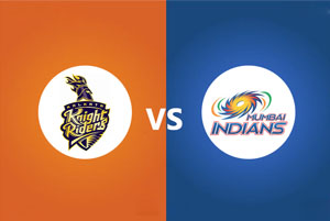 Kolkata Knight Riders Vs Mumbai Indians