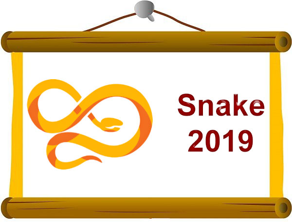 Snake Horoscope 2019 Chinese Zodiac Snake Luck Predictions