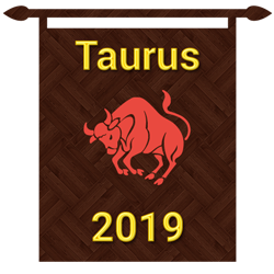 Taurus horoscope 2019 is here to help you plan your year ahead.