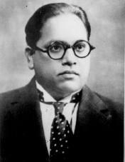 Dr. B. R. Ambedkar