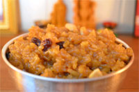 Basant Panchami Dishes