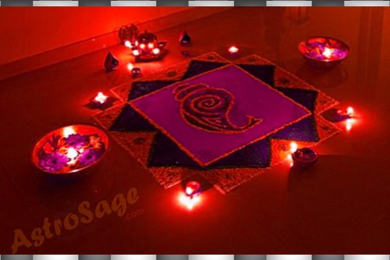 Charts On Diwali Festival