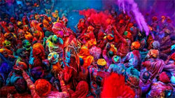 Holi 2017 will be celebrated in different parts of India in different ways