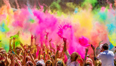 Holi 2017 is the festival of colors which will be celebrated all over India