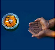 Read how to perform Shradha or Tarpan rituals in 2014.