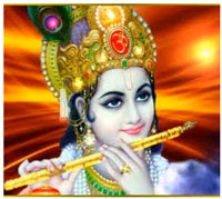People sing various songs on Krishna Janmashtami dedicated to Krishna