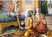Akshaya Tritiya legend owes to the story of Krishna-Sudama.