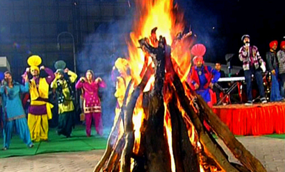 Lohri festival is full of joy