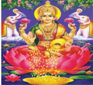 Mahalakshmi Puja is also performed on Akshay Tritiya or Akshaya Tritiya or Akha Teej.