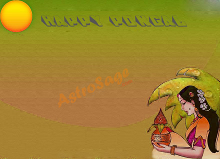 Pongal Greetings for download