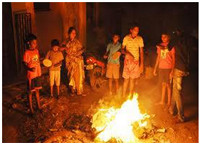 First day of Pongal or Thai Pongal in 2017 will be celebrated as Bhogi.