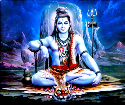 Lord Shiva is the supreme deity.