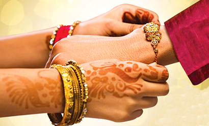 Raksha Bandhan in 2017 is on August 10 on the day of Rakhi Purnima.