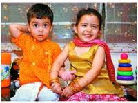 Raksha Bandhan: A festival for sisters and brothers
