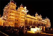 Dasara celebration in 2017 will be celebrated at Palace of Mysore like every year.