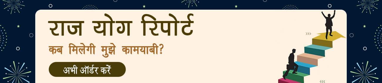 Raj Yoga Report