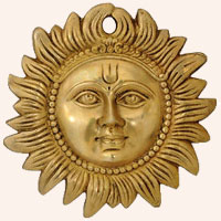 The sun, in astrology, is considered kind of planets