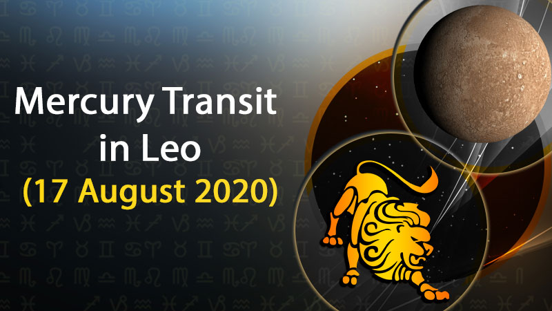 Mercury Transit in Leo