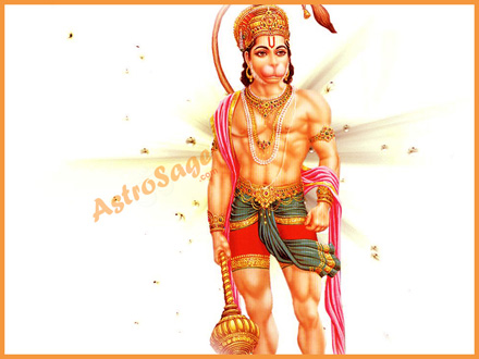 Free god wallpapers hanuman
