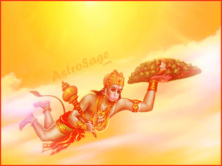 Free God Hanuman Wallpapers