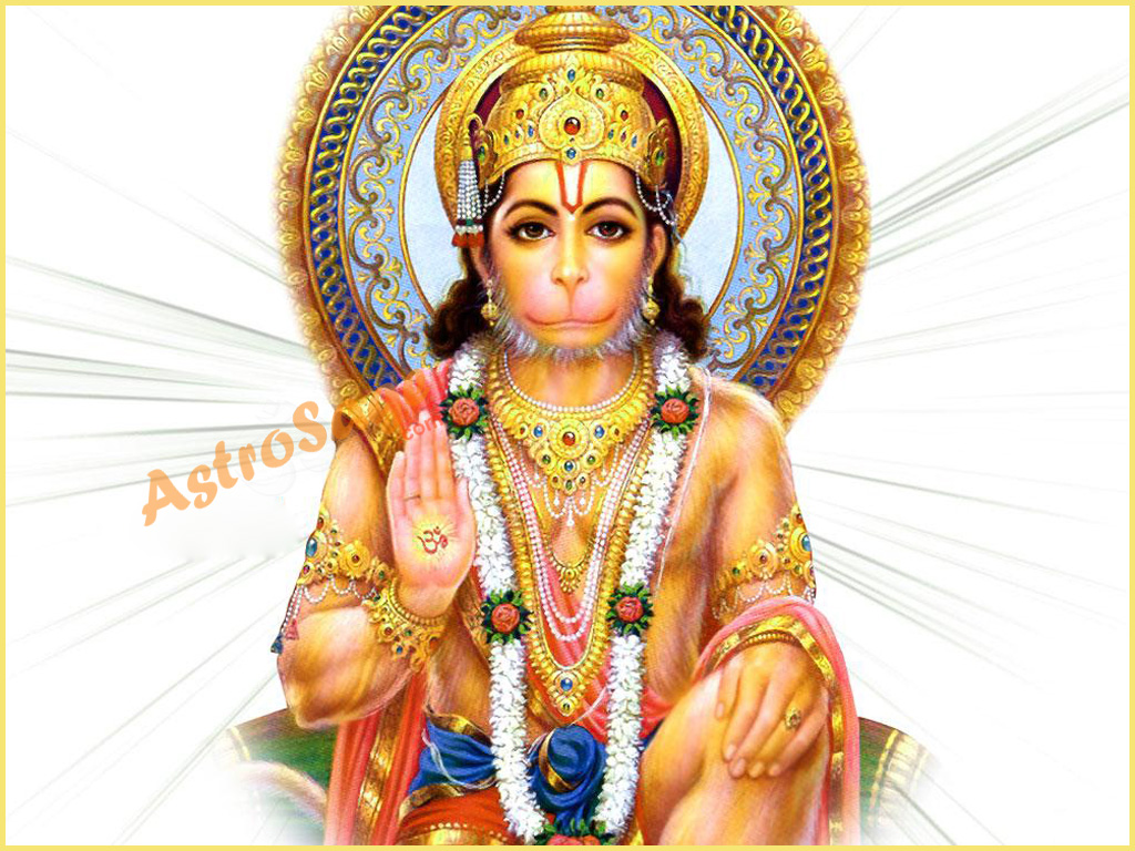 Download Wallpapers of Hanuman