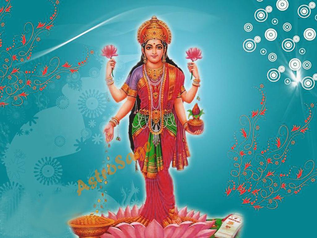 Download Goddess Laxmi Wallpapers