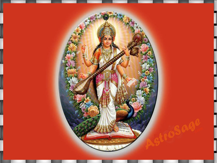 Free Saraswati Wallpapers