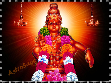Free Wallpapers of ayyappa