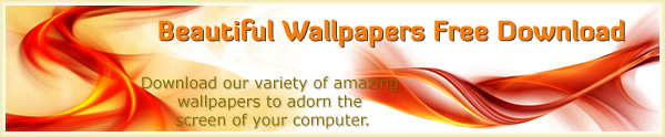 Get graceful wallpapers for your desktop
