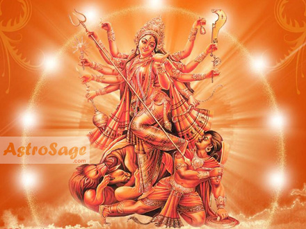 Free Durga Wallpapers