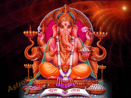 Wallpapers of God Ganesha
