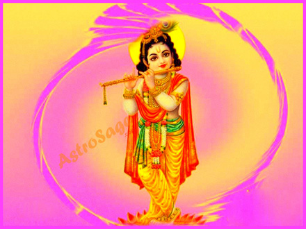 Free wallpapers of krishna