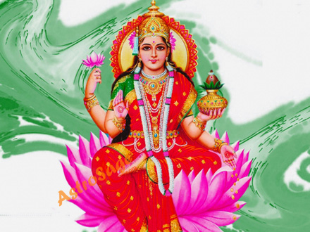 Free Wallpapers Lakshmi