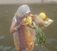 Chhath Puja is one of the biggest festival of North India