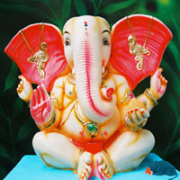 The day to Worship Lord Ganesha
