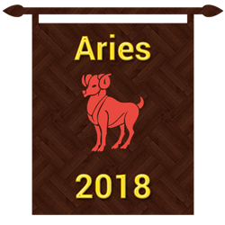 Aries horoscope 2018 is here to help you plan your year ahead.