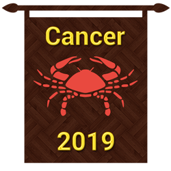 Cancer Horoscope 2019