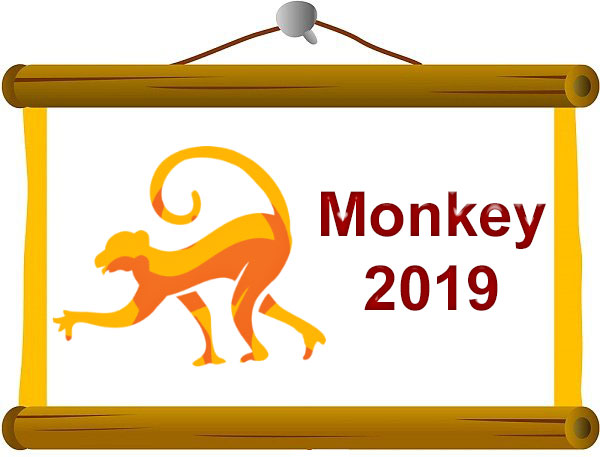 Monkey Horoscope 2019 Chinese Zodiac Monkey Luck Predictions